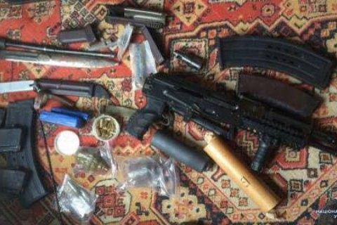 ВОдесской области правоохранители задержали членов вооруженной банды, похищавшей людей