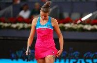 Грандиозным скандалом закончился один из матчей на теннисном турнире в Риме