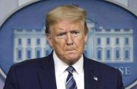 В Белом доме рассматривают возможность запрета Трампу доступа к отчетам разведки