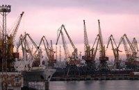 В Одесском порту началось электронное декларирование товаров