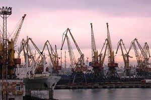 Строительство терминала в Одесском порту под угрозой срыва
