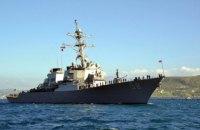 Американцы отправили эсминец Laboon в Черное море