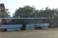 3 человека погибли и 12 пострадали при аварии автобуса на украинско-молдавской границе