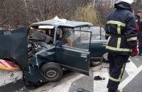 В ДТП в Винницкой области погибли три человека