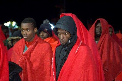 Около 50 мигрантов из Африки погибли у берегов Туниса