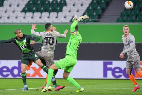 'Шахтер сделал широкий шаг к четвертьфиналу Лиги Европы