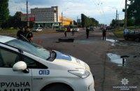 Полиция расследует взрыв авто в Черкассах как умышленное убийство