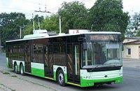 Киев закупит 210 троллейбусов в следующем году