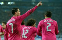 Роналду наздогнав Мессі за голами у єврокубках
