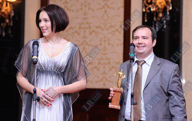 Олег Базар и Соня Кошкина