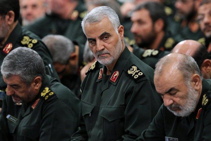 Командир иранского спецназа «Кудс» - Касем Сулеймани