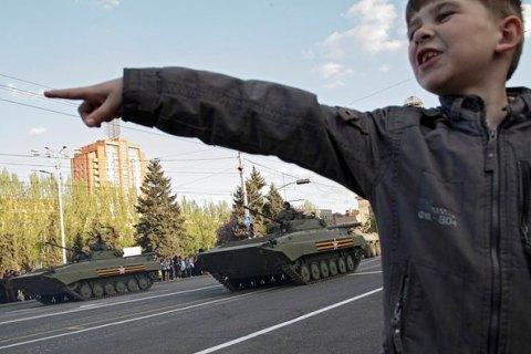Разведка подтверждает отвод вооружения оккупационными войсками на Донбассе