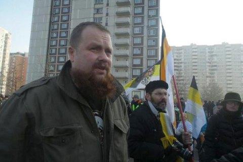 Лидера российских националистов Демушкина приговорили к 2,5 года колонии