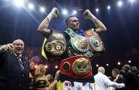 The Ring назвал Усика лучшим боксером 2018 года