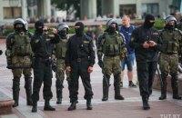 У Мінську силовики затримали десятки журналістів