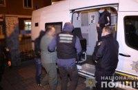 Поліція затримала сімох членів банди, яка діяла на Закарпатті