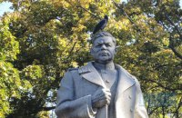 Петиция о демонтаже памятника Ватутину в Киеве собрала 10 тыс. голосов