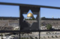 У Єрусалимі відбулася церемонія сходження Благодатного вогню