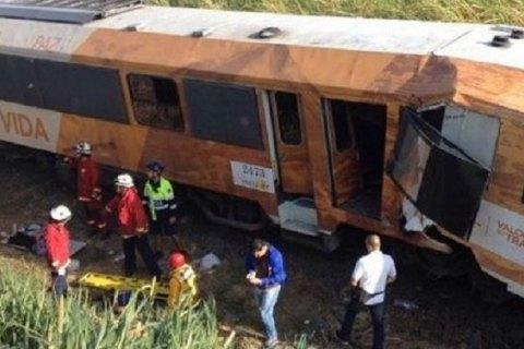 У Коста-Риці зіткнулися два приміські потяги