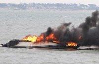 Яхта британского миллионера взрвалась через 15 минут после покупки