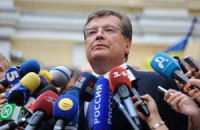 Грищенко договорился упростить визы в Швейцарию