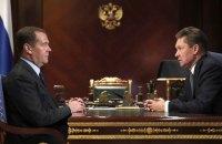 """""""Газпром"""" назвав відмову від перемоги в Стокгольмському суді умовою нового транзитного контракту"""
