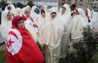 В Тунисе женщинам разрешили выходить замуж за немусульман