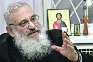 Любомир Гузар предостерегает от психоза в связи с отречением Папы