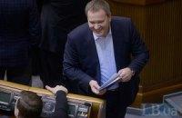 """Регионал"" Колесниченко написал заявление о сложении мандата"