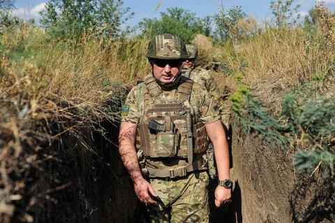 СНБО готовит повышение зарплат военным