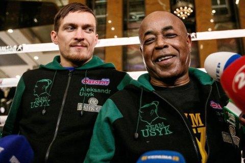 Колишній тренер Усика назвав причину припинення співпраці з боксером