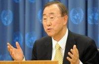 """Генсек ООН призвал немедленно прекратить стрелять в районе катастрофы """"Боинга"""""""