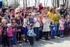 Вместо шествий 1 мая в центре Киева пройдет детский праздник