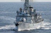 Франция направила в Черное море противолодочный фрегат