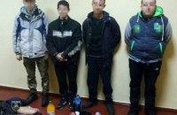 Полиция за день задержала три группы нелегальных туристов в Чернобыльской зоне