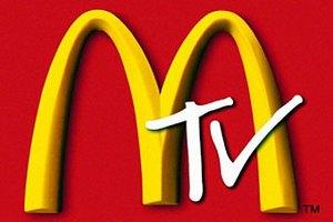 McDonald's запустит свой собственный телеканал
