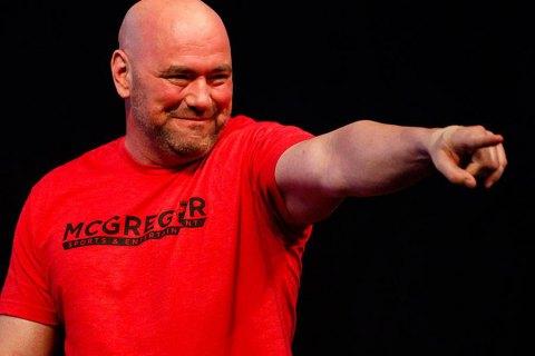 Глава UFC назвав умови проведення реваншу Нурмагомедов - Макгрегор