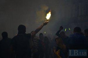 """""""Металіст"""" заявив, що його вболівальники не брали участі в заворушеннях в Одесі"""
