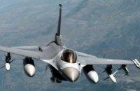 В Астраханській області Росії розбився МіГ-29