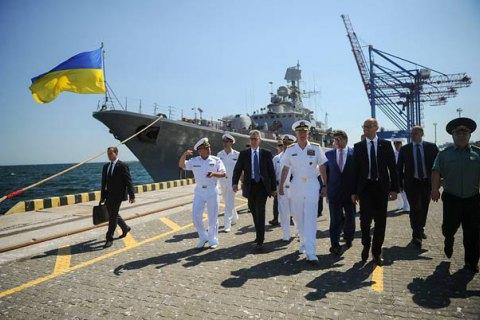 Волонтеры требуют очистить флот от сепаратистов и саботажников