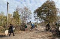 Лісові пожежі на Луганщині: знайшли останки чотирьох зниклих безвісти осіб