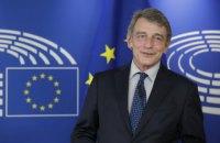 Сассолі підтримує вступ до ЄС країн Західних Балкан