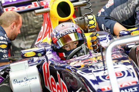 Спонсором 4-кратных победителей в Формуле-1 стала криптовалюта