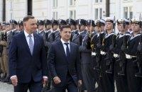 Зеленский готов снять мораторий на эксгумацию поляков в Украине