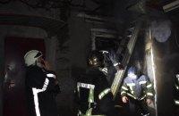 В Одессе при пожаре погиб мужчина