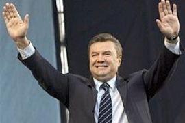 Янукович обратился к украинцам