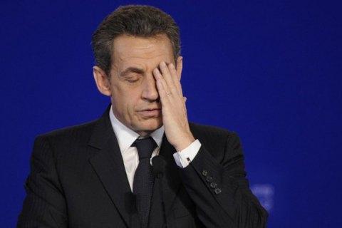 У Саркозі засудили поїздку депутатів в окупований Крим