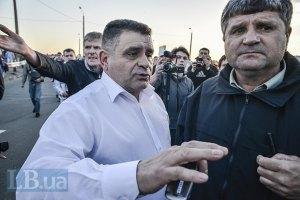 Уволен начальник киевской милиции Терещук