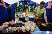 Киев приостановил проведение ярмарок, чтобы не допустить вспышек кишечных инфекций