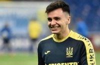УЄФА включив футболіста збірної України в топ-3 гравців 5-го туру кваліфікації ЧС-2022